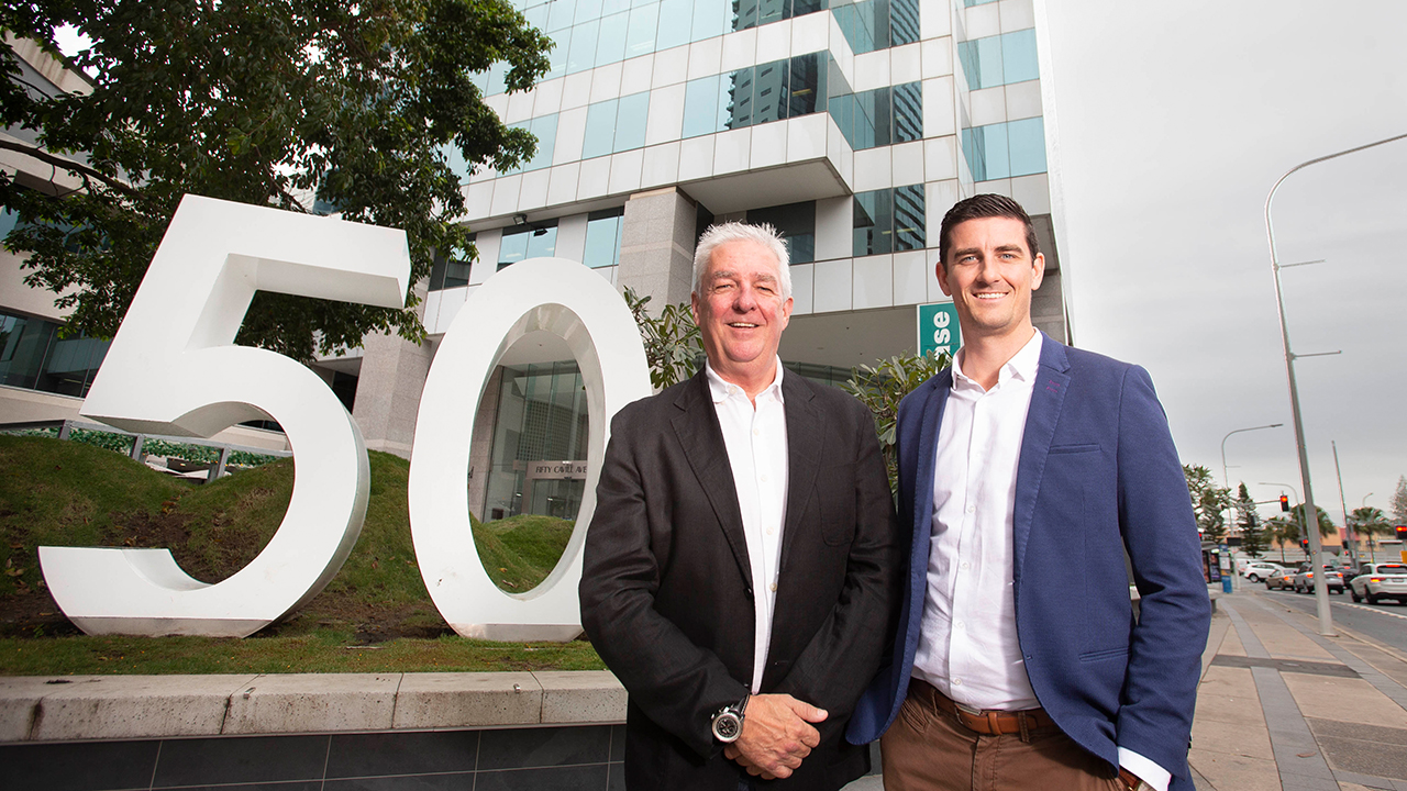 @realty moves offices to expand business