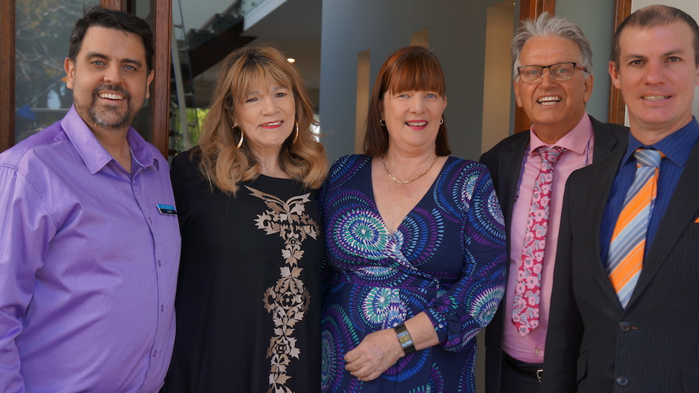 Atrealty Northside agents celebrate Hendra auction result