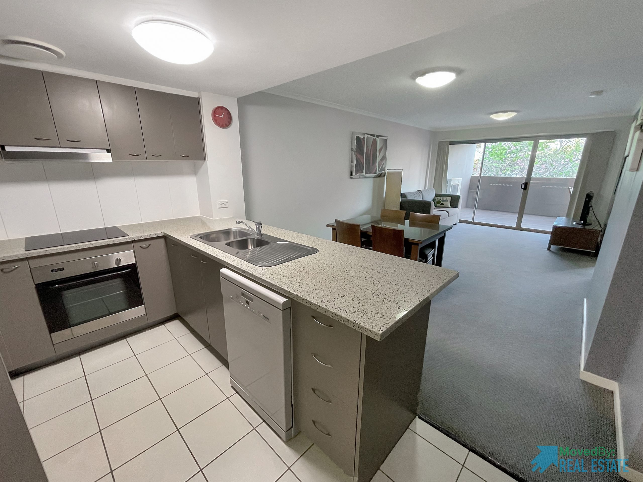 FOR RENT - Fully Furnished - 32/78 Brookes Street, Bowen Hills